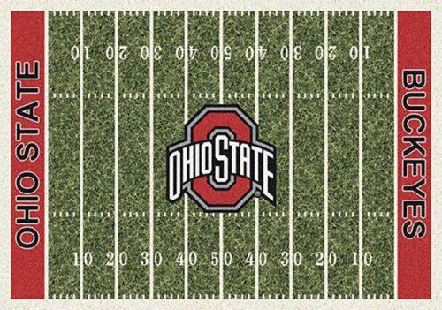 "Ohio State Buckeyes 3' 10"" x 5' 4"" Home Field Area Rug"