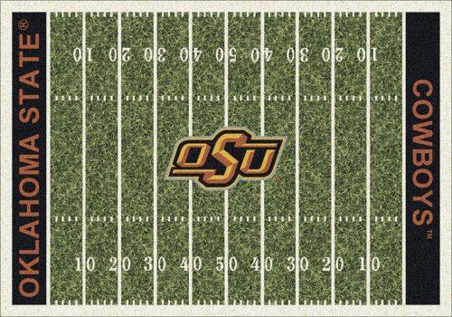 "Oklahoma State Cowboys 3' 10"" x 5' 4"" Home Field Area Rug"