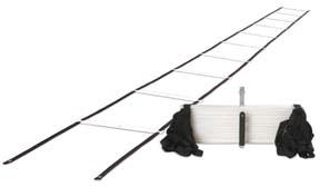 Olympia Sports AG021P Deluxe Speed-Agility Ladder