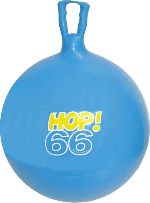 Olympia Sports BA607P 26 in. Hop Ball - Blue