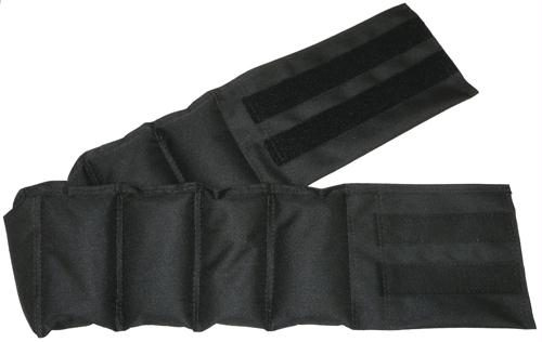 Olympia Sports BE045M Adult Weighted Waist Belt - 18 lbs.