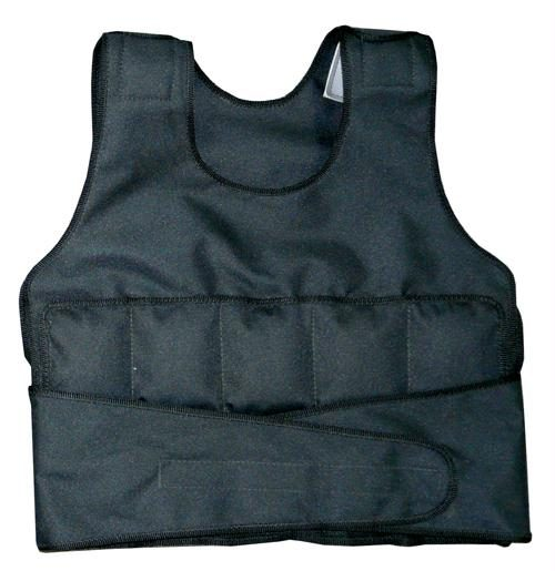 Olympia Sports BE050M Weighted Vest - Long - 20 lbs.