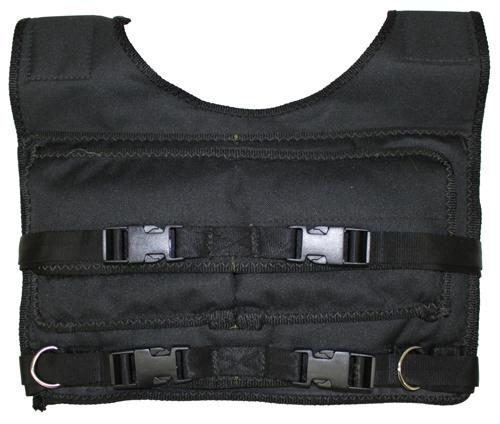Olympia Sports BE220M Weighted Vest - No-Bounce - 10 lbs.