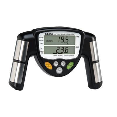 Omron Healthcare HBF-306CN Hand Held Body Fat Monitor