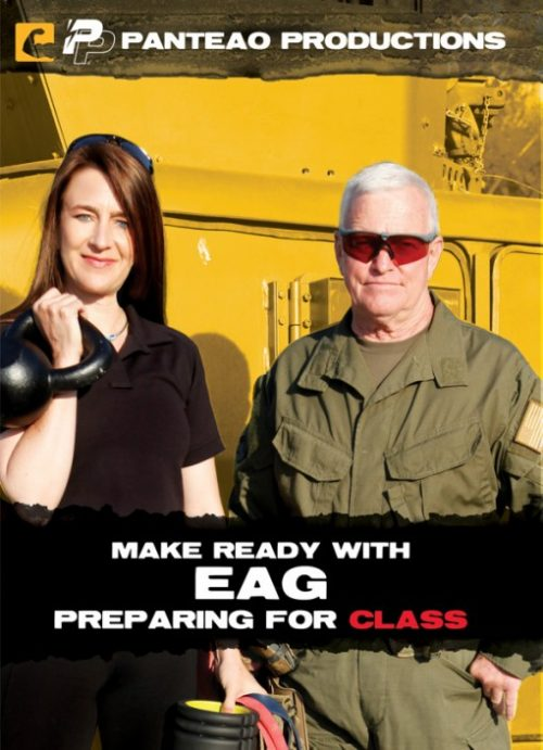 Panteao Productions 852959003911 Make Ready With EAG - Preparing For Class