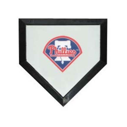 Philadelphia Phillies Licensed Authentic Pro Home Plate from Schutt