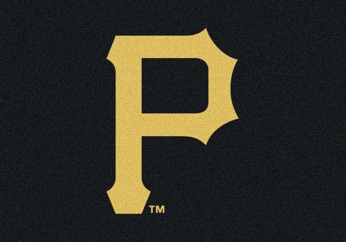 "Pittsburgh Pirates 3'10"" x 5'4"" Team Spirit Area Rug"