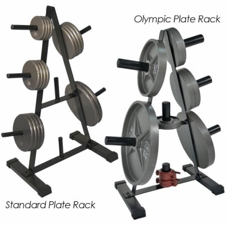 Power Systems 40440 Plate Racks - Olympic
