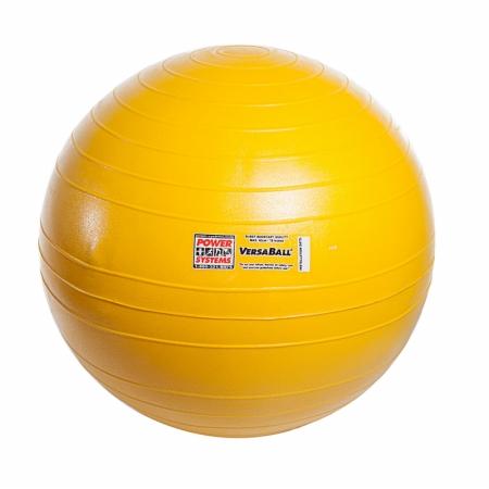 Power Systems 80010 45cm VersaBall Sunrise Stability Ball - Gold