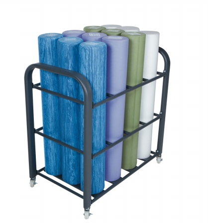 Power Systems 80186 Studio Foam Roller Cart