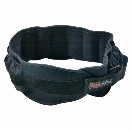 Power Systems 90560 30-46 VersaFit Weight Belt - Black
