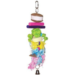 Prevue Pet Products 48081624784 Bodacious Bites Mineral Bird Toy