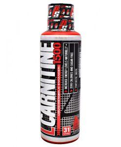 Pro Supps 3430315 16 oz Liquid Metabolic Enhancer Lcarnitine 1500 Cherry