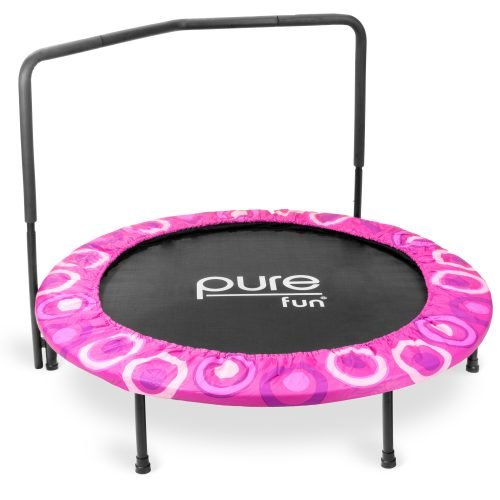 Pure Fun 9009SJ Kids 48 in. Super Jumper Mini Trampoline