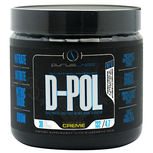 Purus D-POL Powder Custard Creme 30 svg - PURUDPOL0132CUSTPW