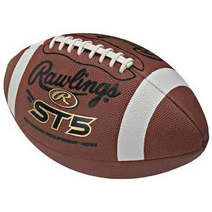 Rawlings ST5™ Center Cut™ Official Game Football