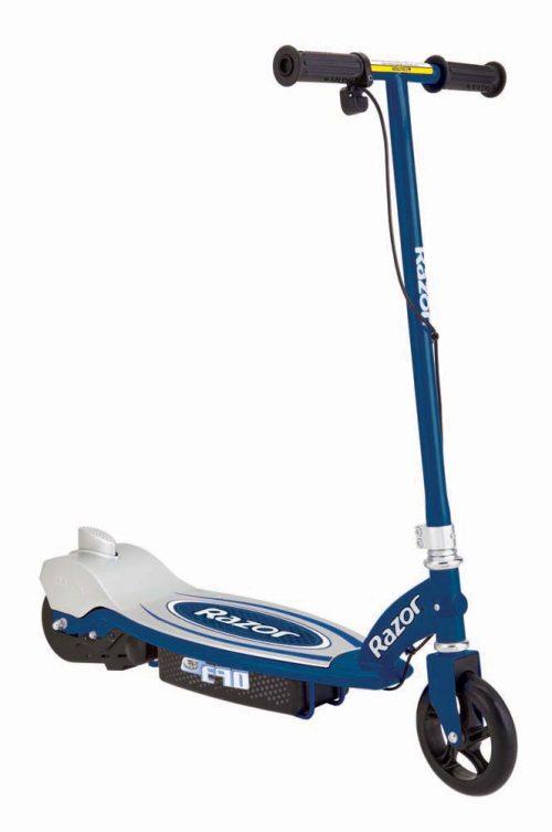 Razor E90 Electric Scooter (Blue)