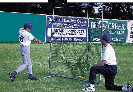 Replacement Net for the Batting Practice Sock Net