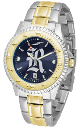 Rice Owls Competitor AnoChrome Two Tone Watch