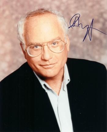 """Richard Dreyfuss Autographed 8"""" x 10"""" Photograph (Unframed)"""