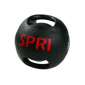 SPRI PBDG - 8R 8 lbs Dual Grip Xerball