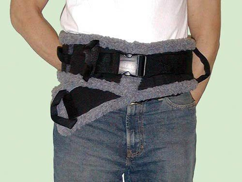 SafetySure Transfer Belt Sheepskin Lined - Large 42-60