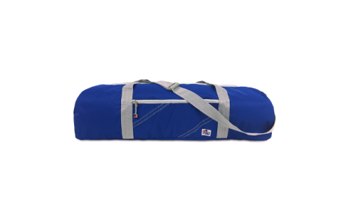 SailorBags 350BG Chesapeake Yoga Bag Blue with Grey Trim