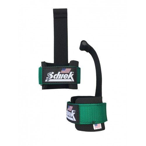 Schiek S-1000DLS-GN Dowel Lifting Straps Green