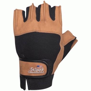 Schiek Sport 415-L Power Gel Lifting Glove Large