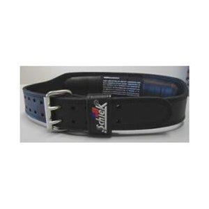 Schiek Sports S-J2014M 4 in. Black Leather Jay Cutler Signature Belt-M