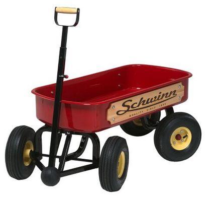 Schwinn Unisex Wagon Quad Steer 4X4