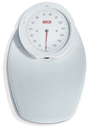 Seca 750 Mechanical Floor Scale with Precision Weighting (Pounds)