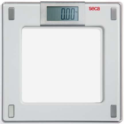 Seca 807 Aura Digital Floor Scale with Glass Platform