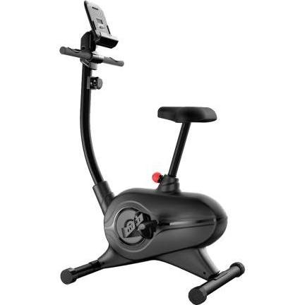 SereneLife SLXB7 Upright Stationary Exercise Bike with Cardio Cycle Pedal Trainer
