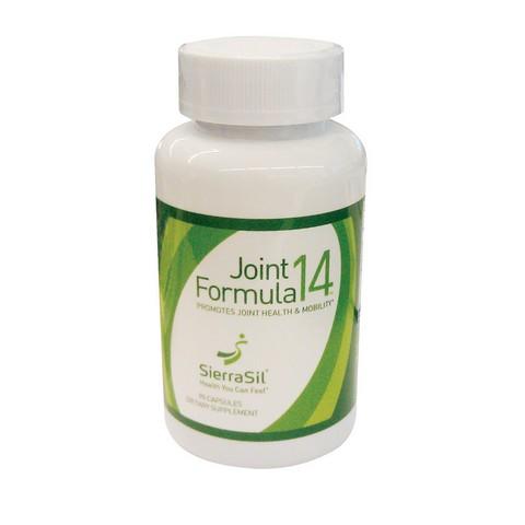 SierraSil Health SSH100 Sierrasil Joint Formula 90 Count