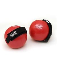 Sissel 310.033 Fitness Toning Balls Red - 1000 g