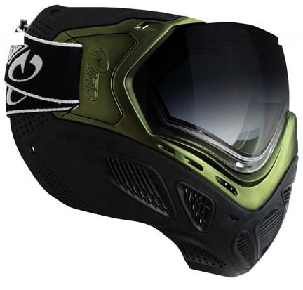 Sly Profit Paintball Goggles (Olive)