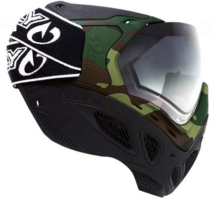 Sly Profit Paintball Goggles (Woodland)