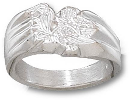 """South Carolina Gamecocks """"Gamecock"""" Ladies' Ring Size 6 - Sterling Silver Jewelry"""