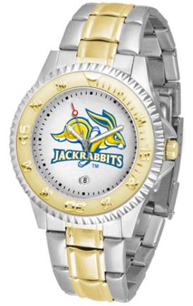 South Dakota State Jackrabbits Competitor Two Tone Watch
