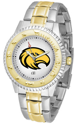 Southern Mississippi Golden Eagles Competitor Two Tone Watch