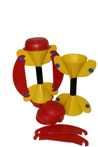 Spabells Adjustable Aquatic Exercise Dumbbells