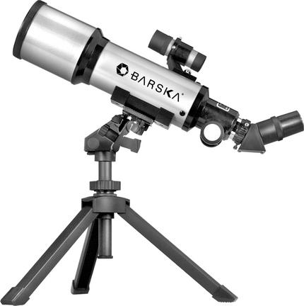 Starwatcher 40070 Compact Refractor Telescope