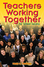 Teachers Working Together For School Success Paperback