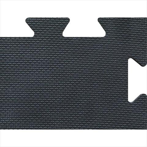 TekSupply 108720 Dyno Heavy-Duty Interlocking EVA Mat - Black