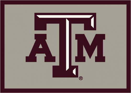 """Texas A & M Aggies 33"""" x 45"""" Team Door Mat"""