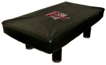 Texas A & M Aggies MVP Universal Fit Billiard Table Cover