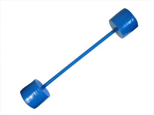 Texas Rec 8912026 Super Soft Fitness Gear Swim Bar in Blue