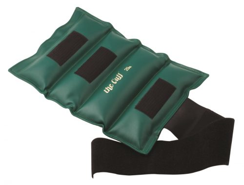 The Cuff 10-2519 25 lbs Deluxe Ankle & Wrist Weight Green