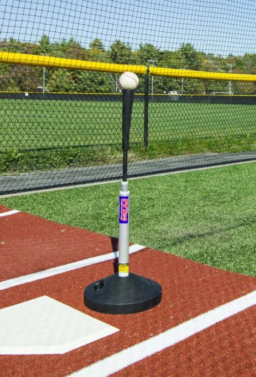 The PVTee Batting Tee by ProMounds